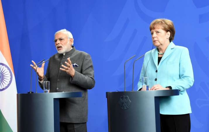 'We are made for each other', says PM Modi on India-Germany