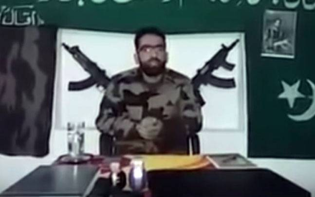 After Sabzar Bhat, tech-savvy Naikoo becomes new Hizbul