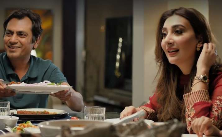 India Tv - Nawazuddin Siddiqui, Ayesha Khan in Kenwood TVC