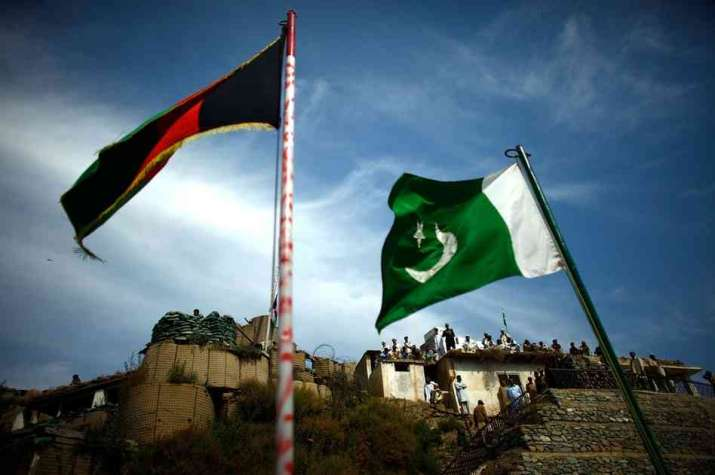 Pak diplomats 'detained' in Afghanistan