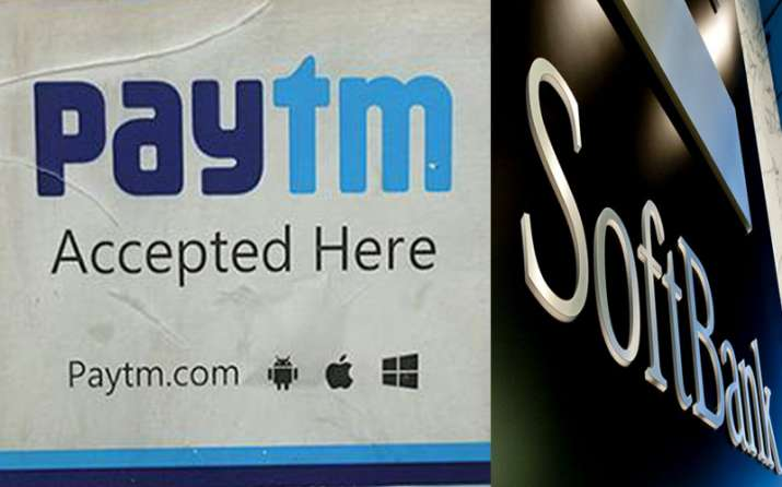 Paytm raises Rs 9,100 cr from Softbank, valuation soars to