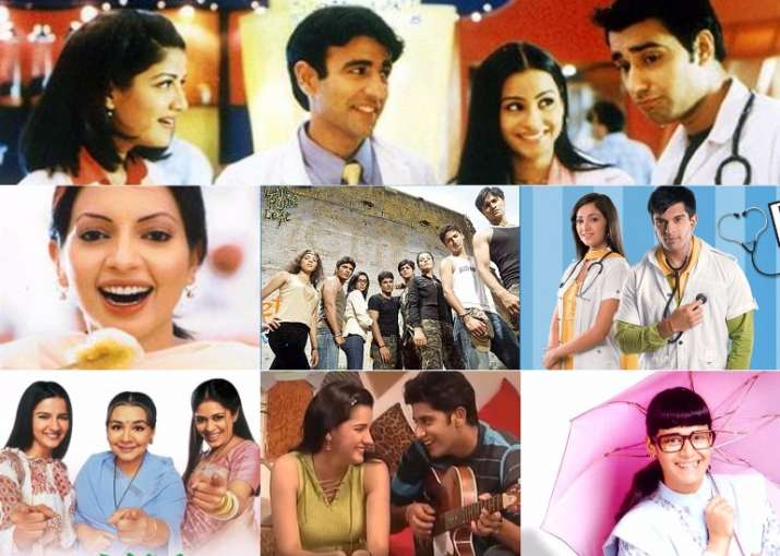 TV shows from 2000s