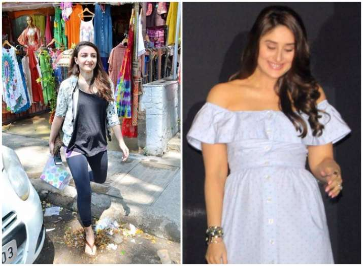 Mom-to-be Soha Ali Khan opens up on being compared to