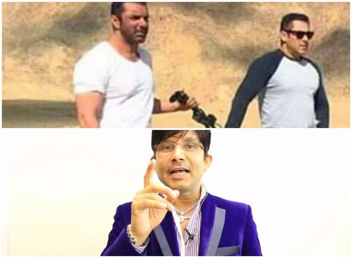 Salman and Sohail Khan's combo has never worked: KRK's