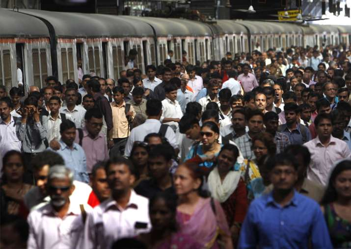 India overtakes China to become world's most populous