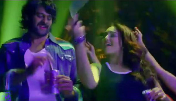 India Tv - Prabhas in an item song with Sonakshi in Action Jackson