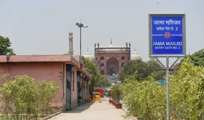 India Tv - Two stations of the Heritage Line corridor will have 'Dream Gates'