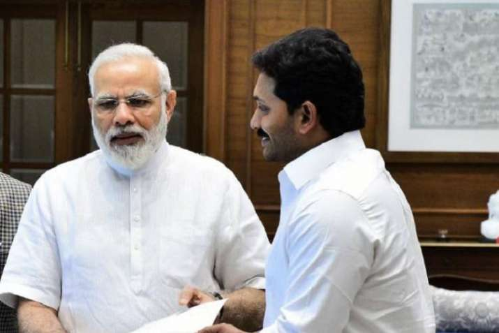 With support from YSR Congress, BJP nominee may become next