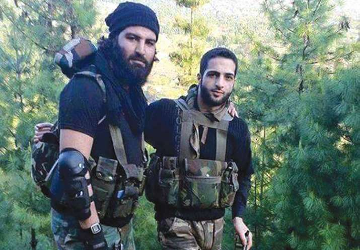 Sabzar Bhat was appointed Hizbul commander after Burhan