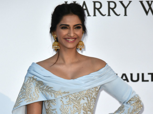Cannes 2017: Sonam Kapoor says she hasn't prepared much