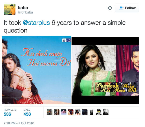 India Tv - 10 hilarious 'Desi' tweets that will brighten up your day in a minute!
