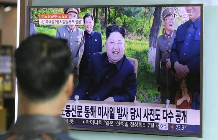 Ready to deploy, mass produce new missile: North Korea
