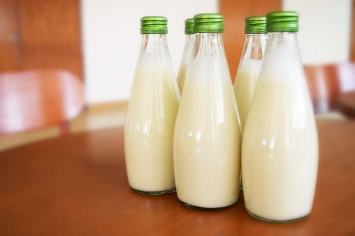 low fat milk increases the risk of parkinsons