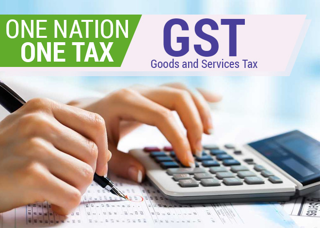 GST will come into effect at midnight today