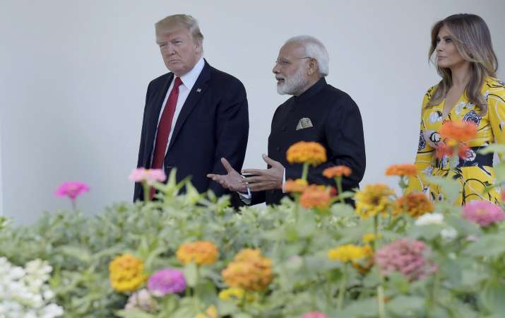 PM Modi, Trump call upon Pakistan to stop its soil being