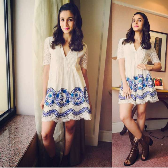 India Tv - summer brunch look alia bhatt