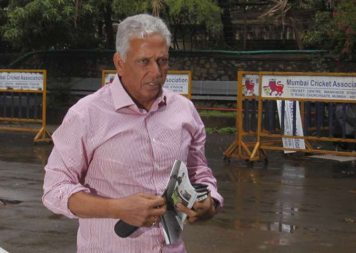 A file image of former India all-rounder Mohinder Amarnath.