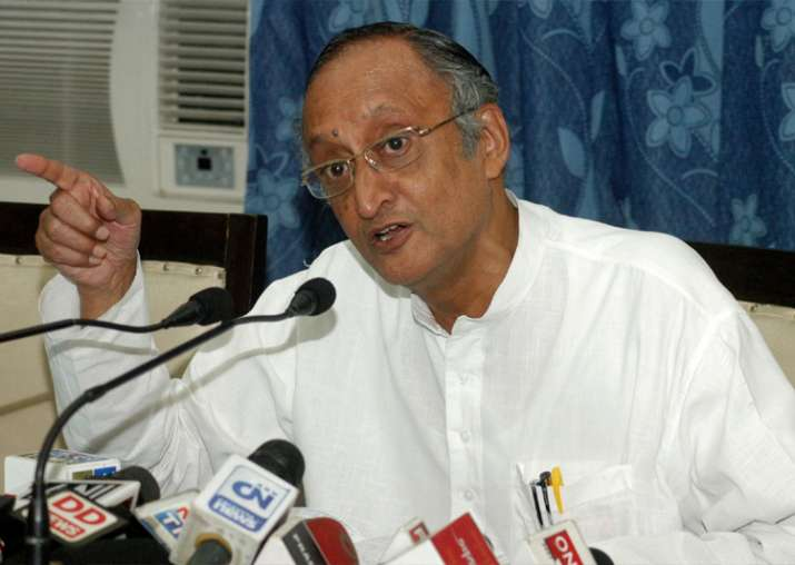 West Bengal Finance Minister Amit Mitra