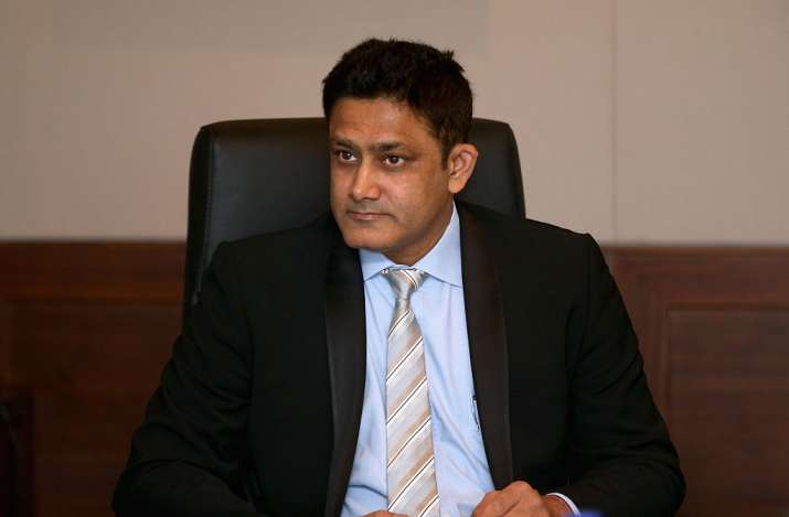 Anil Kumble, ICC Cricket Committee Chairman attends the ICC