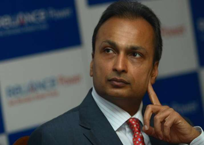 File pic of Anil Ambani