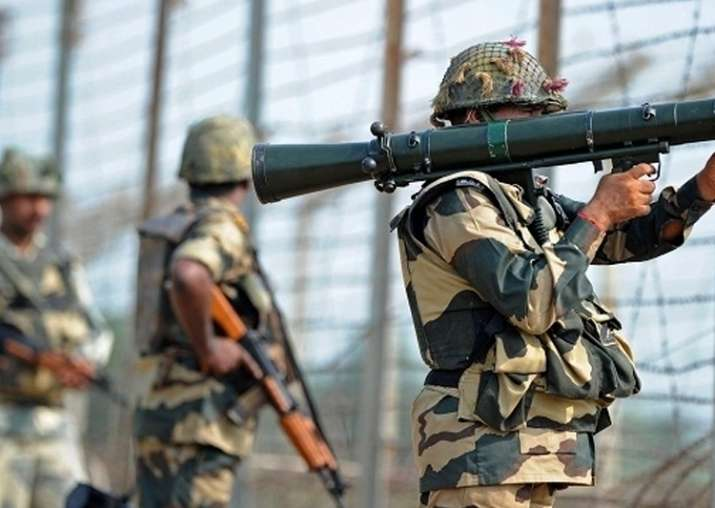 Representational pic - 13 terrorists killed on LoC in last