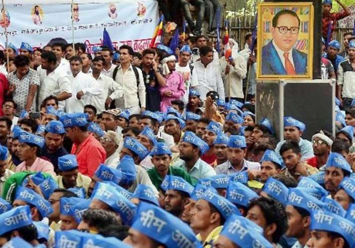 BSP said Bhim army is not integrated enough