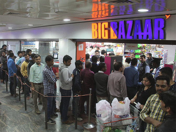 Big Bazaar will offer up to 22 pc discount as part of GST