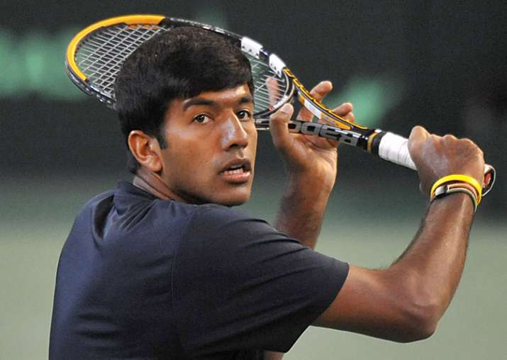 File pic of Rohan Bopanna