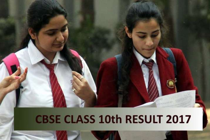 CBSE Declared 10th Result 2017