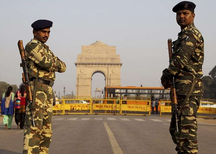 Representational pic -Delhi on alert after intelligence