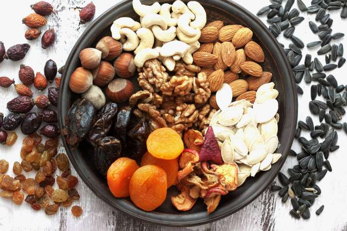 India Tv - Nuts and Dry fruit-Eidi gift
