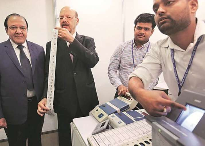 Election Commission's EVM challenge an eyewash: NCP