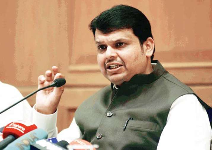 File pic of Maha CM Fadnavis