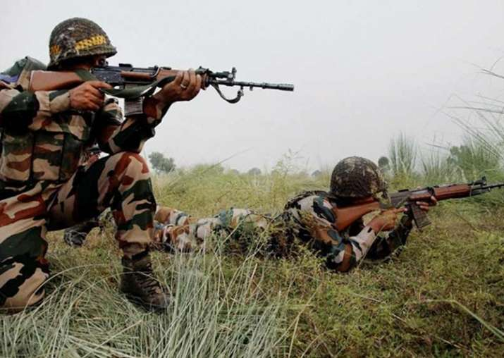 Representational pic - Pakistan Army claims killing 5