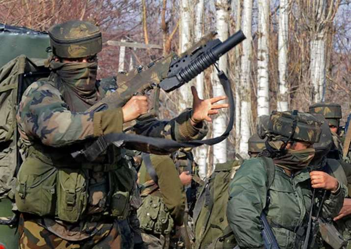 Representational pic - Army kills five Pakistani soldiers