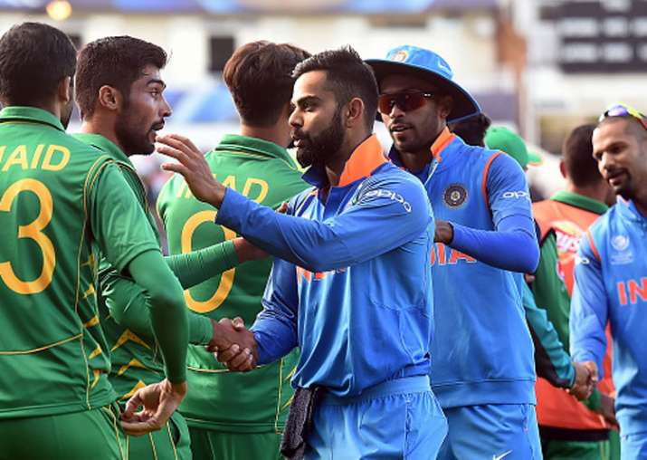 India defeated Pakistan in their opening match of the ICC