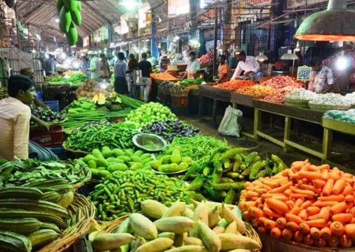 Representational pic - Veggies, pulses drag inflation to