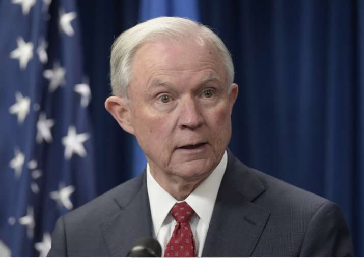 AG Jeff Sessions agrees to appear before Senate
