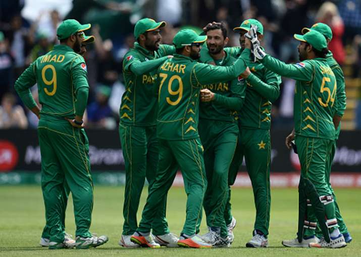 Live Cricket Score Pakistan vs England Semi-final