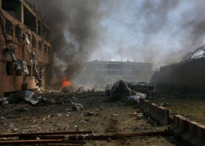 Pakistan rubbishes Afghanistan allegations over Kabul blast
