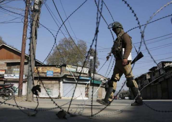 Representational pic - Security forces bust Hizbul module