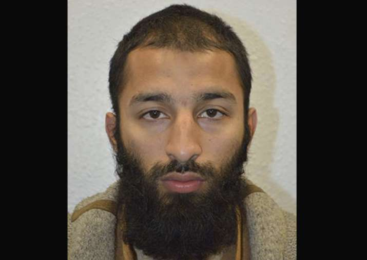 Khuram Butt has been identified as one of the three London