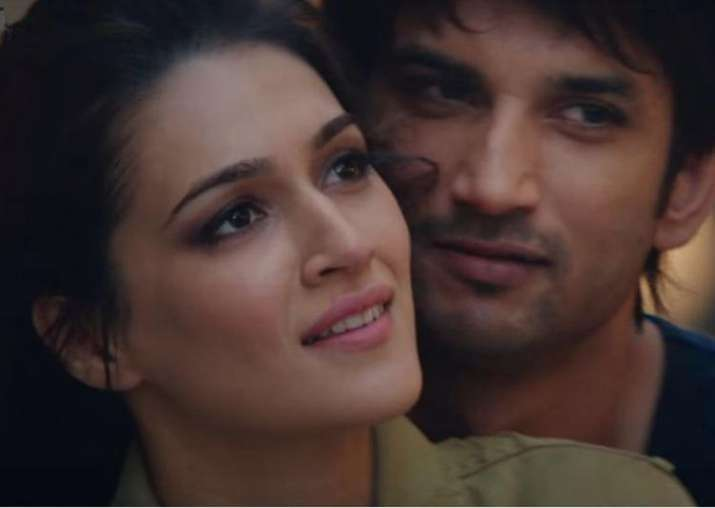 raabta box office collection day 2