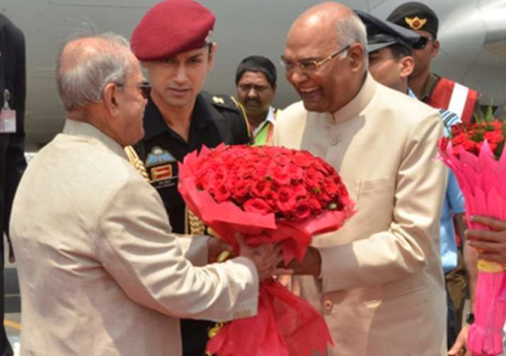 Ram Nath Kovind was last month denied entry to
