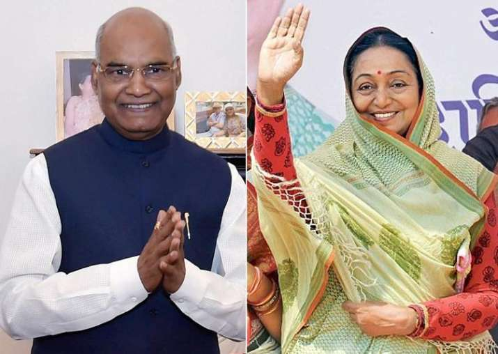 Except Kovind, Meira, all presidential nominations rejected