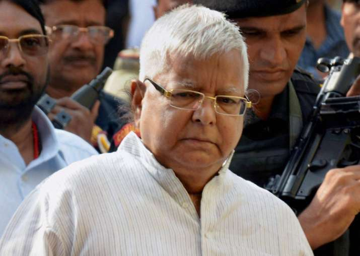 Fodder scam: Lalu, Jagannath Mishra appear in CBI special