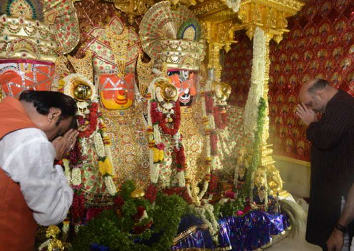 140th rath yatra of Lord Jagannath commences in Ahmedabad