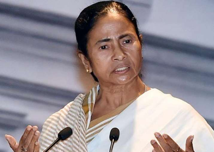 File pic of WB Chief Minister Mamata Banerjee