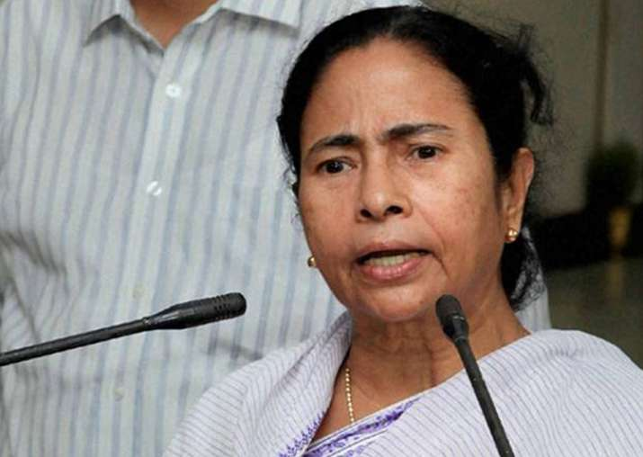 File pic of West Bengal Chief Minister Mamata Banerjee