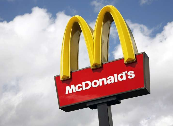 43 out of 55 or say 78 per cent of Mc Donald's will be